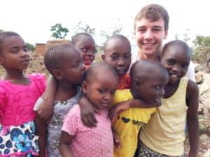 Erster Bericht aus Tansania Michael
