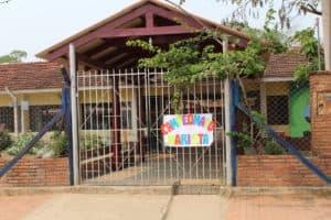 Maristische Werte in San José de Chiquitos Simon