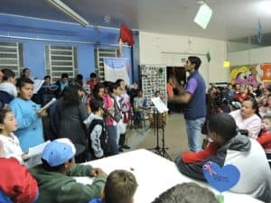 Bedeutung von Mission in Brasilien Katharina