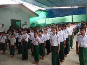 Erste Eindrücke aus Thailand Sofie