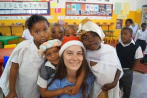 Erste Eindrücke von Addo in Südafrika Mona