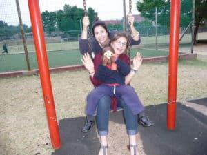 Erste Eindrücke aus Südafrika, Johannesburg Hannah