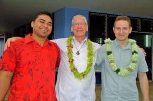 Erste Eindrücke aus Samoa Jonas