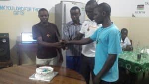 Zwischenbericht aus Tansania Benedikt