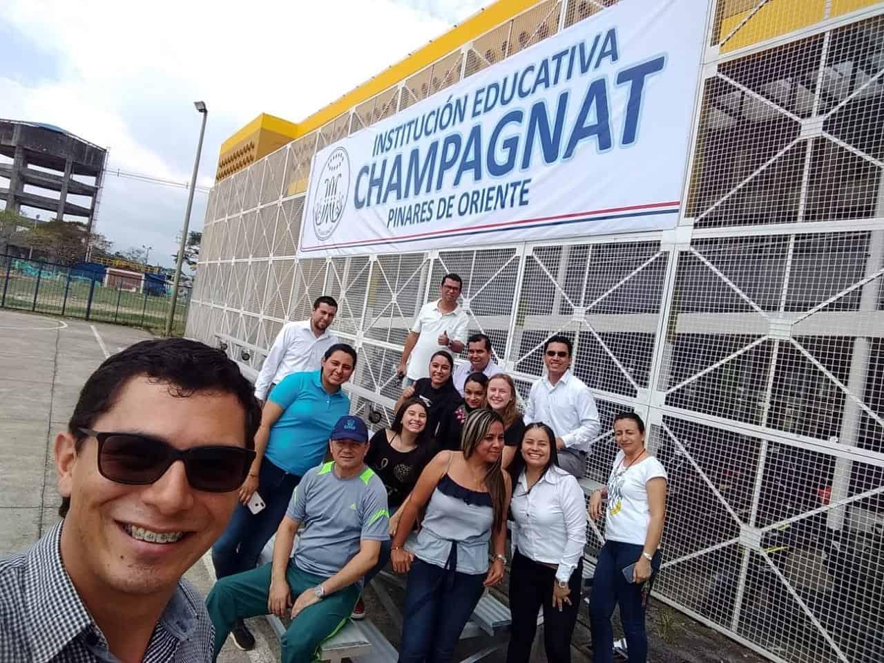 Mi volontariado en Colombia